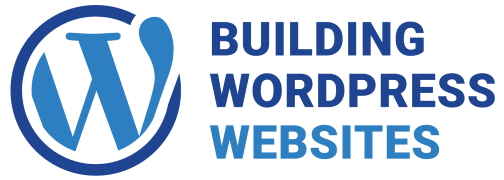 Building Wordpress Websites